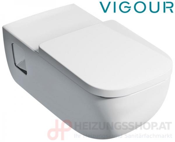 Vigour Wand-Tiefspül-WC derby plus